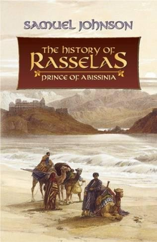 9780486440941: The History of Rasselas: Prince of Abissinia (Dover Books on Literature & Drama)