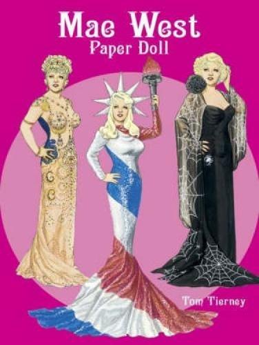 9780486440996: Mae West Paper Doll (Dover Celebrity Paper Dolls)