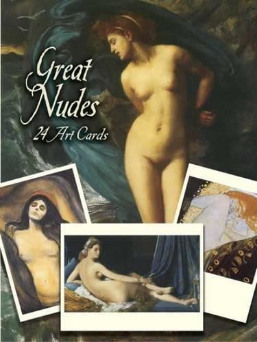 Great Nudes: 24 Art Cards (Paperback): Jeff A. Menges