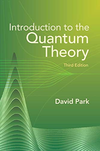 9780486441375: Introduction to the Quantum Theory: Third Edition (Dover Books on Physics)