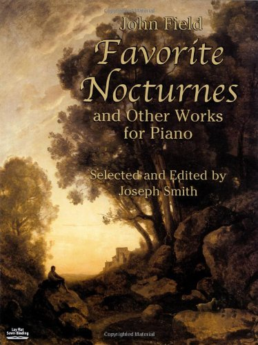 9780486441597: Favorite Nocturnes and Other Works for Piano (Dover Music for Piano)