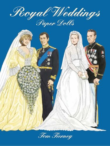 9780486441788: Royal Weddings Paper Dolls