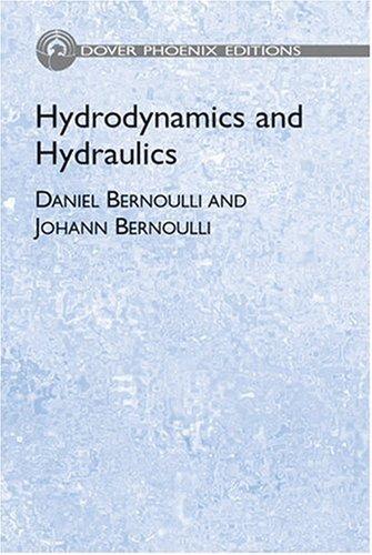 9780486441856: Hydrodynamics And Hydraulics