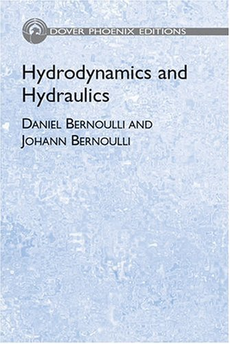 9780486441856: Hydrodynamics And Hydraulics (Dover Phoenix Edition)