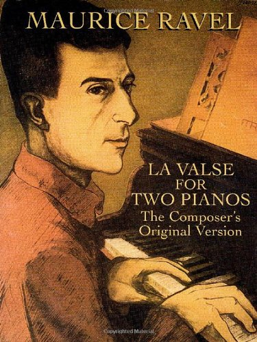 9780486441870: La Valse For Two Pianos: The Composer's Original Version