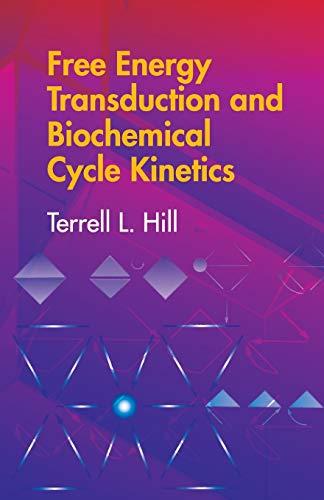 9780486441948: Free Energy Transduction And Biochemical Cycle Kinetics
