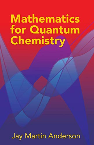 9780486442303: Mathematics for Quantum Chemistry (Dover Books on Chemistry)