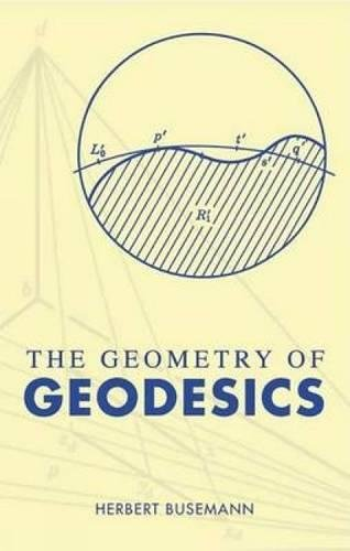 9780486442372: The Geometry of Geodesics (Dover Books on Mathematics)