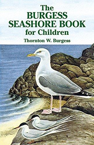 9780486442532: The Burgess Seashore Book for Children (Dover Children's Classics)