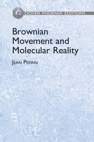 9780486442570: Brownian Movement and Molecular Reality (Dover Books on Physics)