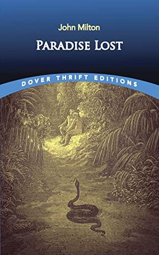 Paradise Lost (Dover Thrift Editions): John Milton