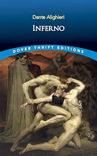 9780486442884: Inferno (Dover Thrift Editions)