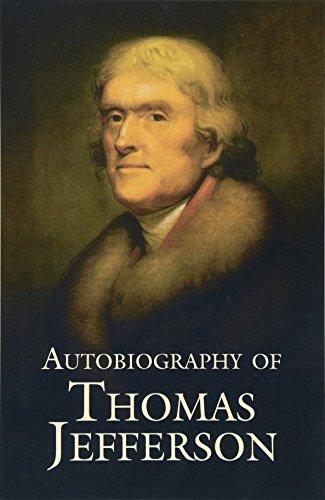 9780486442891: Autobiography of Thomas Jefferson