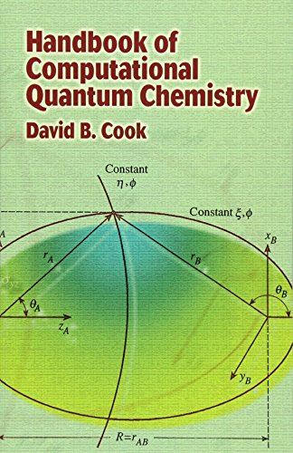 9780486443072: Handbook of Computational Quantum Chemistry (Dover Books on Chemistry)