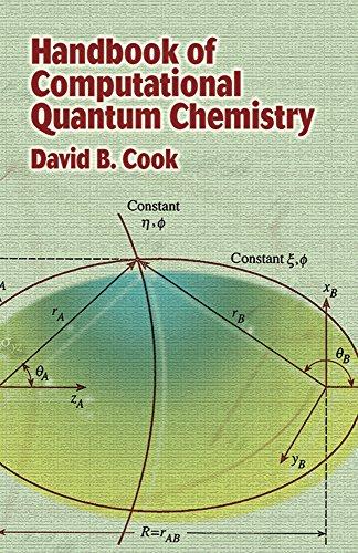 9780486443072: Handbook of Computational Quantum Chemistry (Dover Books on Chemistry)