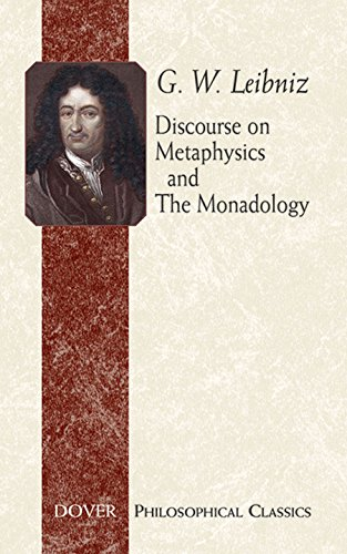 9780486443102: Discourse on Metaphysics and the Monadology (Dover Philosophical Classics)