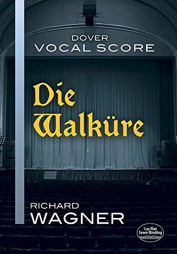 9780486443249: Die Walkure Vocal Score (Dover Vocal Scores)