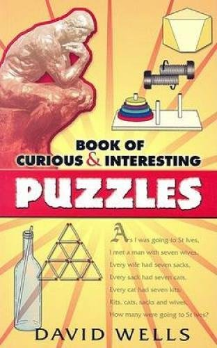 9780486443416: Book of Curious and Interesting Puzzles (Dover Recreational Math)