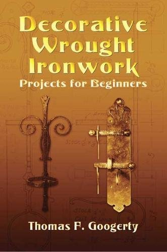 9780486443461: Decorative Wrought Ironwork Projects for Beginners (Dover Craft Books)