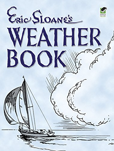 9780486443577: Eric Sloane's Weather Book