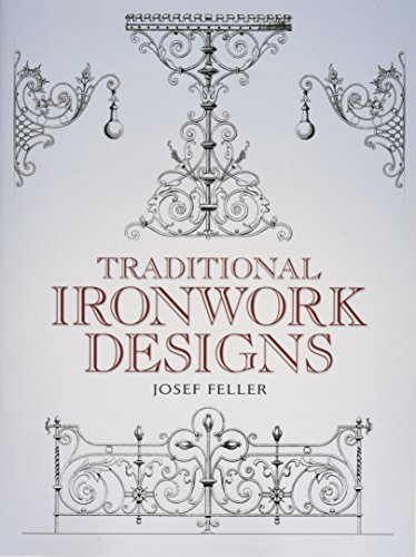 9780486443621: Traditional Ironwork Designs (Dover Pictorial Archive)