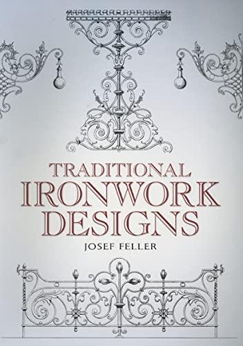 9780486443621: Traditional Ironwork Designs