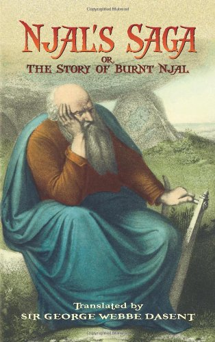 9780486443676: Njal's Saga: Or The Story of Burnt Njal