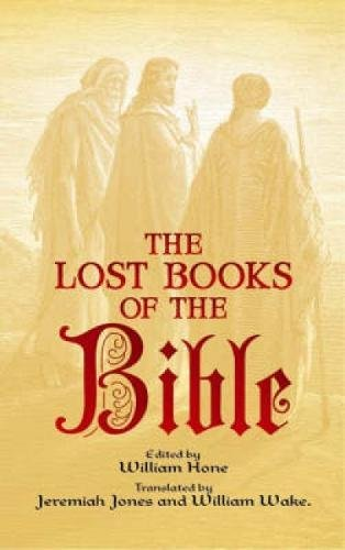 9780486443904: The Lost Books of the Bible (Dover Value Editions)