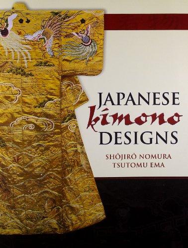 9780486444260: Japanese Kimono Designs