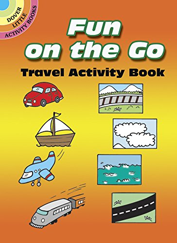 9780486444567: Fun on the Go Travel Activity Book (Dover Little Activity Books)