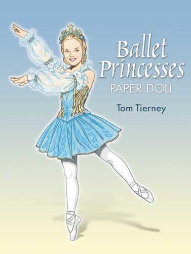 9780486444680: Ballet Princesses: Paper Doll