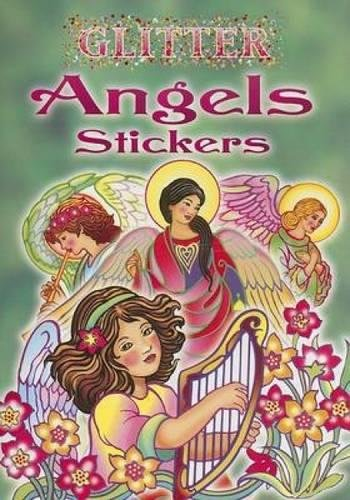 GLITTER ANGELS STICKERS (b) ( = 5): Noble, Marty