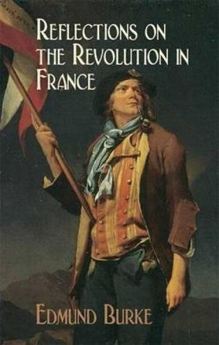 9780486445076: Reflections on the Revolution in France (Dover Value Editions)