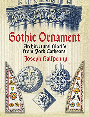 9780486445106: Gothic Ornament: Architectural Motifs from York Cathedral