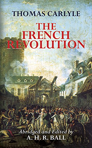 9780486445137: The French Revolution (Dover Value Editions)