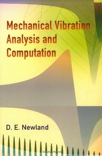 9780486445175: Mechanical Vibration Analysis and Computation
