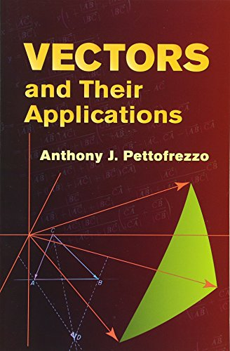 9780486445212: Vectors and Their Applications (Dover Books on Mathematics)