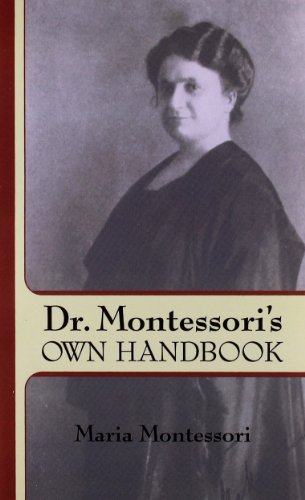 9780486445250: Dr. Montessori's Own Handbook (Dover Books on Biology, Psychology, and Medicine)