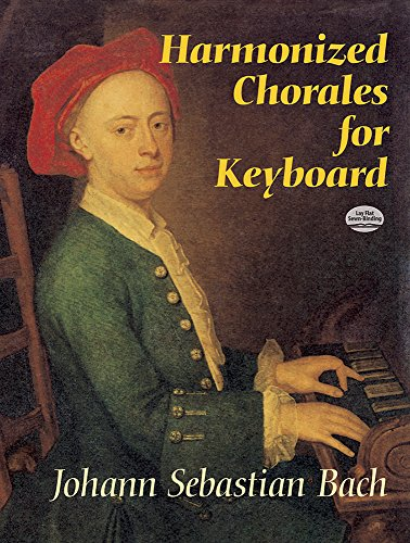 9780486445496: Harmonized Chorales for Keyboard (Dover Music for Piano)