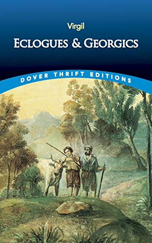 9780486445595: Eclogues and Georgics (Dover Thrift Editions)