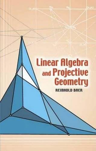 9780486445656: Linear Algebra and Projective Geometry (Dover Books on Mathematics)
