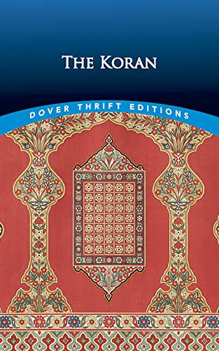 9780486445694: The Koran (Dover Thrift Editions)