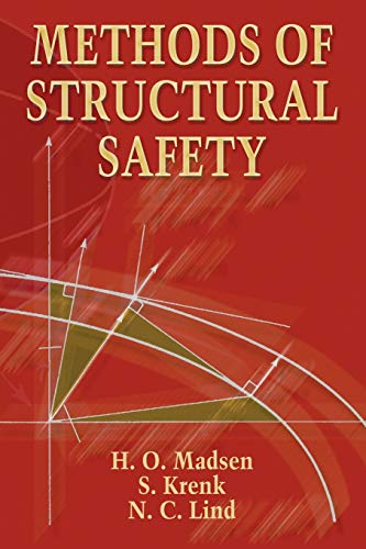 9780486445977: Methods of Structural Safety (Dover Civil and Mechanical Engineering)