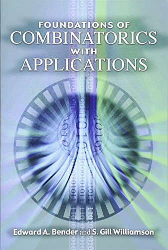 9780486446035: Foundations of Combinatorics with Applications (Dover Books on Mathematics)