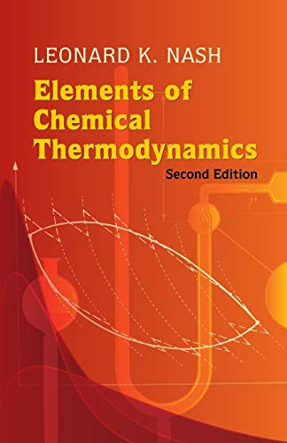 9780486446127: Elements of Chemical Thermodynamics: Second Edition (Dover Books on Chemistry)