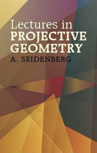 9780486446189: Lectures in Projective Geometry