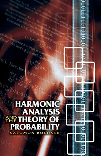 9780486446202: Harmonic Analysis and the Theory of Probability (Dover Books on Mathematics)