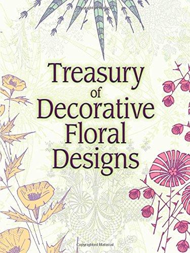 9780486446233: Treasury of Decorative Floral Designs (Dover Pictorial Archive)