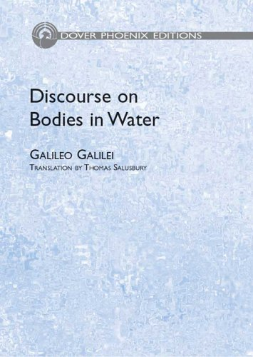 9780486446424: Discourse on Bodies in Water (Phoenix Edition)
