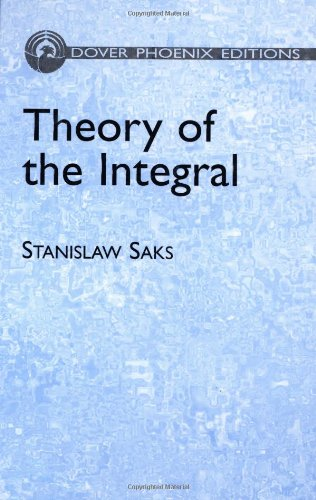 9780486446486: Theory of the Integral (Dover Phoenix Editions)